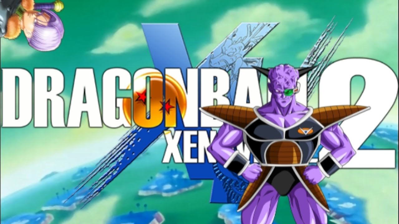 Dragonball Xenoverse 2 ep 3: No Ordinaly Fighter! - YouTube