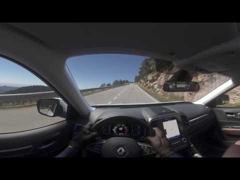 Виртуальный тест-драйв Нового Renault KOLEOS.