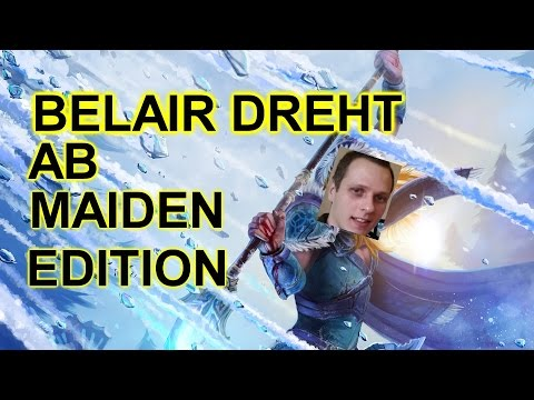 Dota 2 Crystal Maiden Support Belair dreht ab!