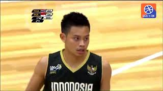 Full Game Highlight Basket Putra Sea Games 2017 Semifinal Indonesia vs Thailand