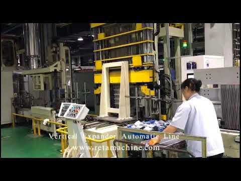 Vertical Expander Automatic Production Line