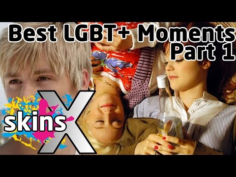Best LGBT+ Moments Part One - Skins 10th Anniversary