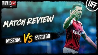 Arsenal 2-0 Everton - Goal Review - FanPark Live