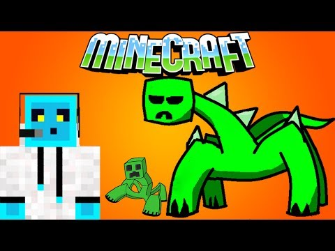 Sezon 5 Minecraft Modlu Survival Multi Bölüm 4 - Mutant Creeper