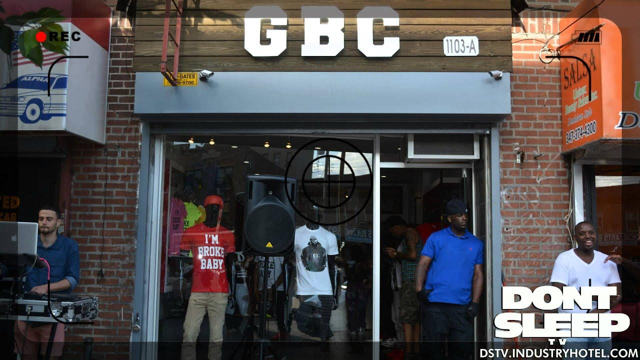 Guy Benson #GBC CLothing Store Grand Opening - DontSleepTV #Industryhotel - YouTube