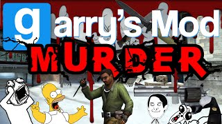 Murder- RDM, 540 SHOT BANG, WEIRD SCREAMS- Garry