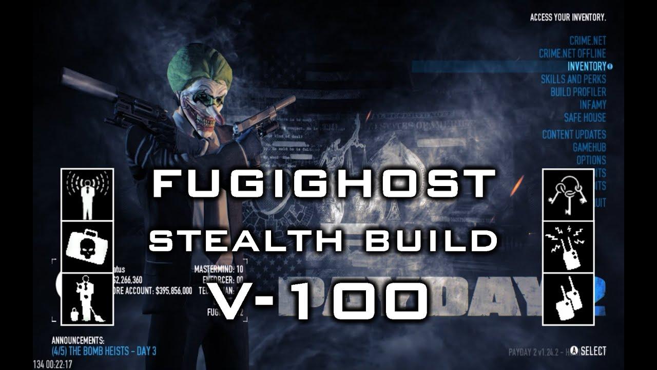 Payday  Build Joker