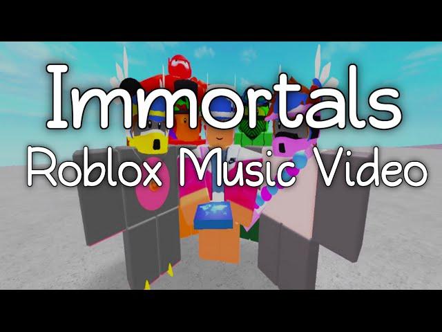 Immortals Roblox Music Video Youtube - despacito roblox music video youtubers edition ft denis dantdm poke tofuu more