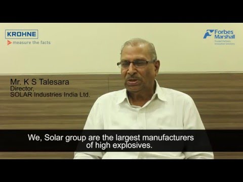 Mr. S. Talesra, Director Solar Industry Speaks