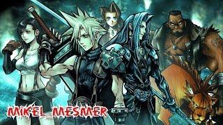 Final Fantasy VII - # 13 Храм Древних. Сефирос и Черная Материя
