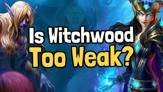 Is Witchwood Too Weak? - Hearthstone