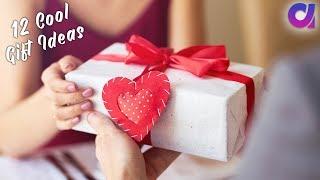 12 DIY ROOM DECOR 2019 !!! Heart Showpiece | Valentine Day Gift Ideas | Artkala