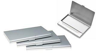 Custom Aluminum Business Card Holder(, 2012-11-15T10:14:57.000Z)