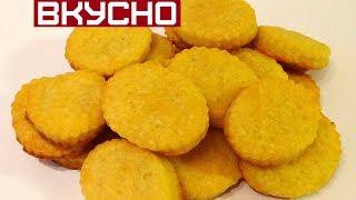 Бюджетный Старинный Рецепт Недорого Просто ПЕЧЕНЬЕ из КАРТОФЕЛЯ ПОСТНОЕ / Cookies