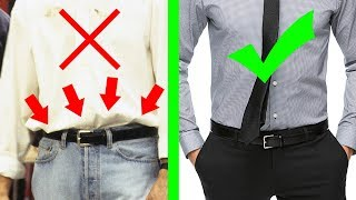 10 Ways Men Are Dressing Wrong!