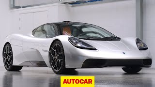 Gordon Murray T50 supercar - details and interview about the 'new McLaren F1' | Autocar