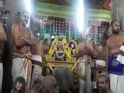 Desika 750-Thiruvaheendrapuram Swamy Desikan Purappadu -FB Live Compilation