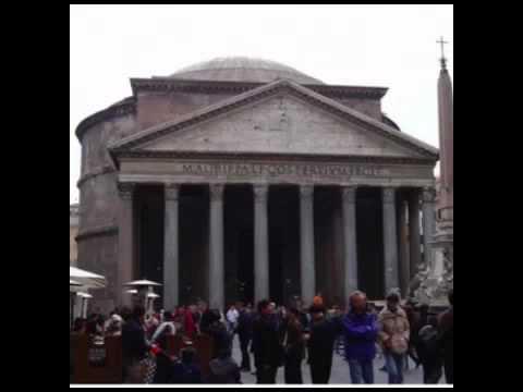 The Pantheon, Rome, c. 125