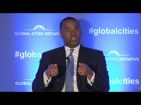 The future of global cities