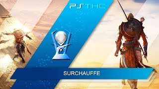 Assassin's Creed Origins - Overheating Trophy Guide | Trophée Surchauffe