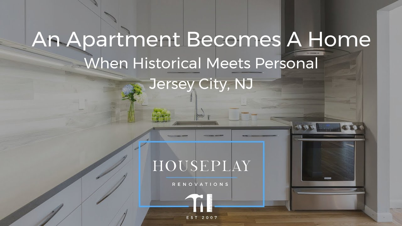 jersey city apartment renovations & remodeling contractor - youtube
