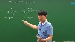 서동진 교수님의 생화학 핵심이론 단기완성, 3강 아미노…