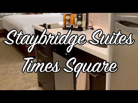 Staybridge suites in new york city times square