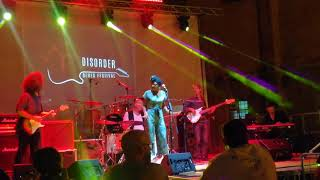 Noreda Graves - Disorder Blues Festival in Italy