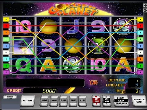 Как играть в игровой автомат Quick Hit Black Gold. Видео обучение