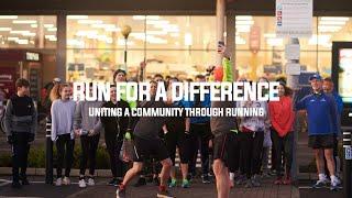 #Run4ADifference