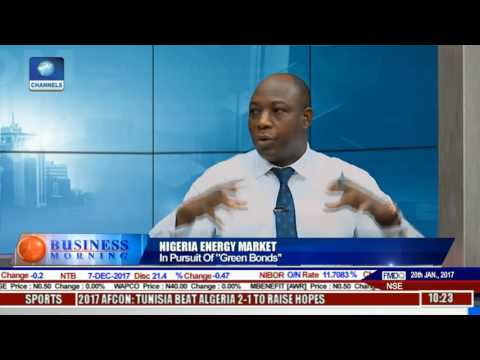 Nigeria Energy Market: In Pursuit Of 'Green Bonds'