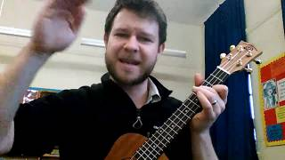A rather slapdash but fun version of The Power of Love by Huey Lewi...