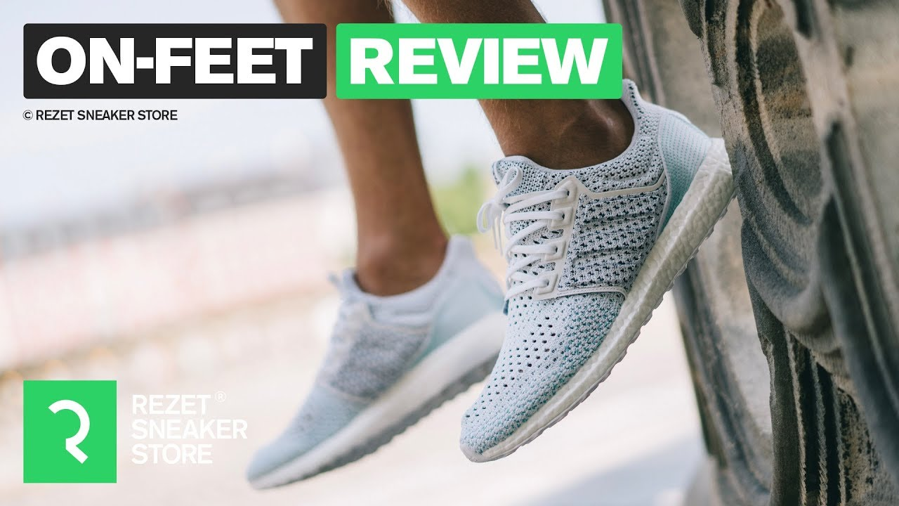 cbdd9d3fa30 On-feet review - Adidas Ultra Boost Clima - YouTube