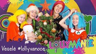 Lollymánie - Veselé #lollyvanoce 🎄