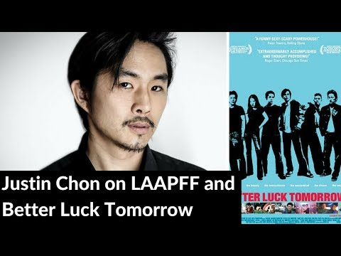 Justin Chon on LAAPFF and Better Luck Tomorrow