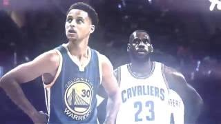 Warriors vs Cavaliers 2016 Mix - Rule The World