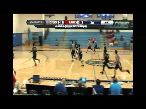 ASA Miami College vs Polk State College Men's Basketball