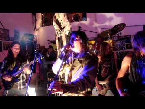 Sin Circus with Steve Unger Of Metal Church cover Kiss Love Gun