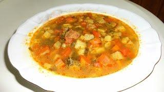 Bouillant de légumes -  برودو تونسي