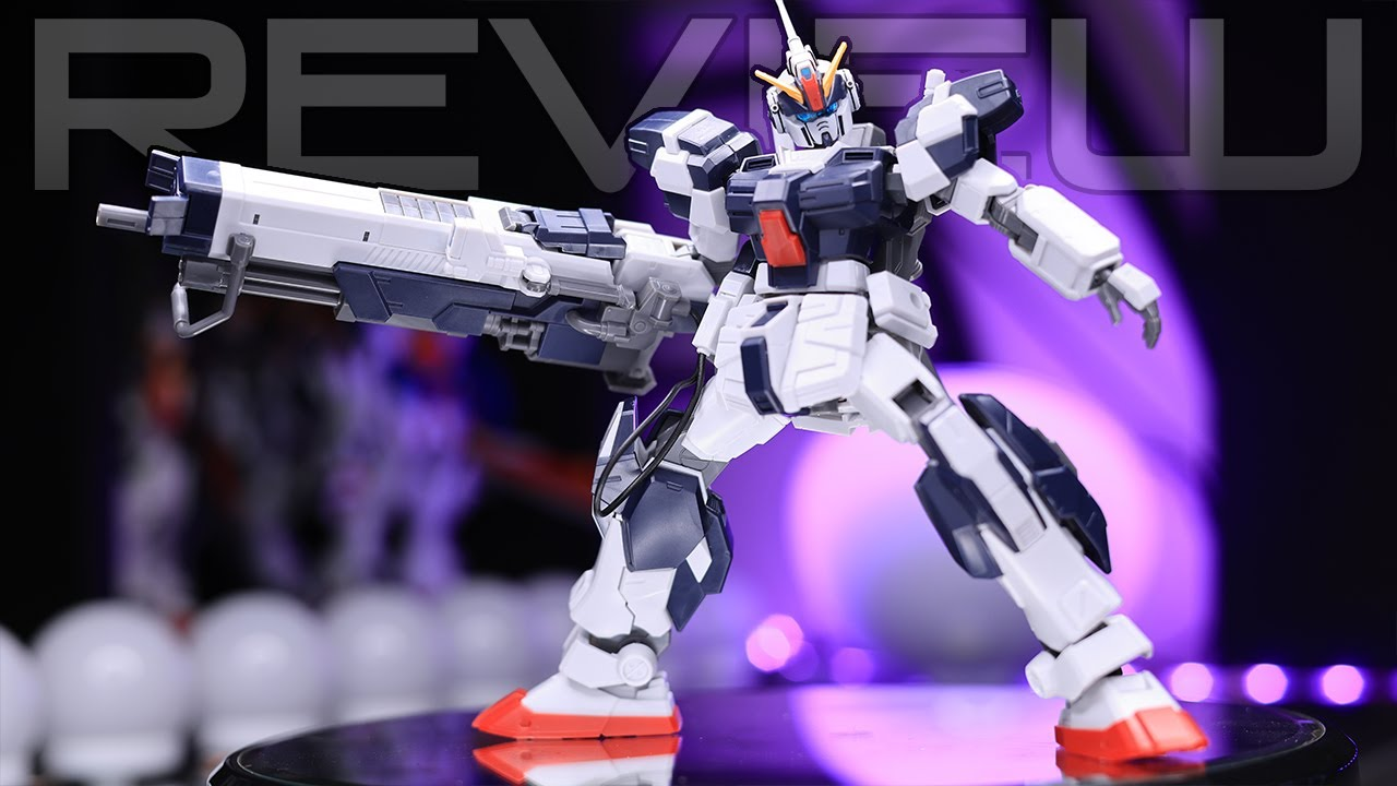 HG 1/144 Pale Rider Cavalry Review | GUNDAM MISSING LINK