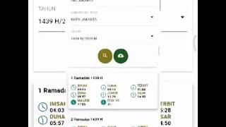Download Video Jadwal Puasa Romadhon Untuk DKI Jakarta Dan Sekitarnya MP3 3GP MP4