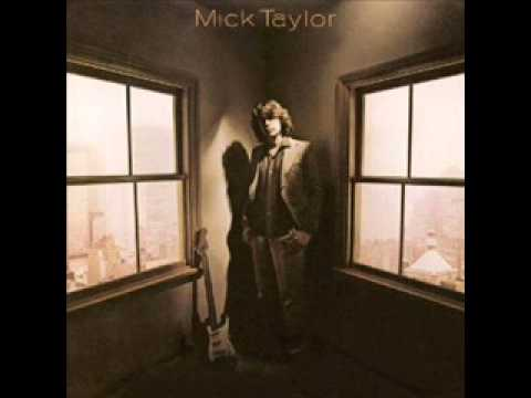 Mick Taylor  Broken Hands