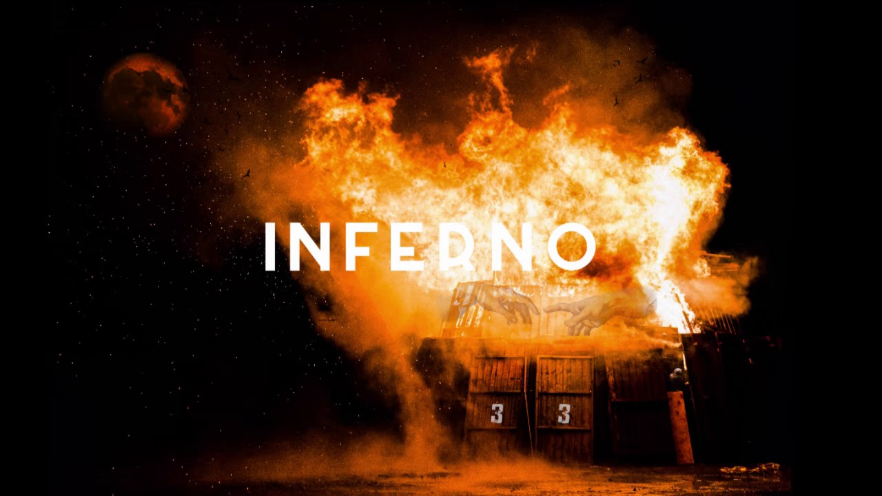 Drop - INFERNO (Official Audio) [ SAUCE-EP ]  #stayhome #staysafe