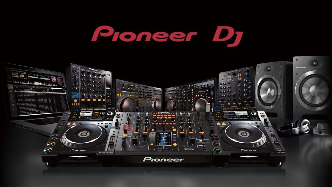 Контроллер Pioneer DDJ-WeGO