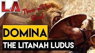 Domina Gameplay - Roman Gladiator PC Game - Roman Games with Litanah 2017
