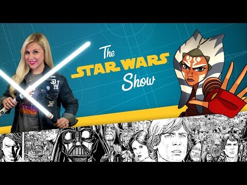 Ashley Eckstein on Forces of Destiny, Star Wars Rebels Season 3 Bluray Announced, and More!