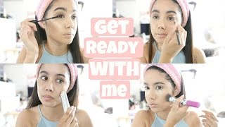 GET READY WITH ME: EASY EVERYDAY MAKEUP 2017