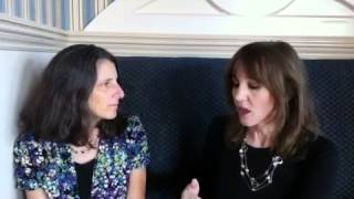 Danette Haworth iPhone Interview: Donna Gephar