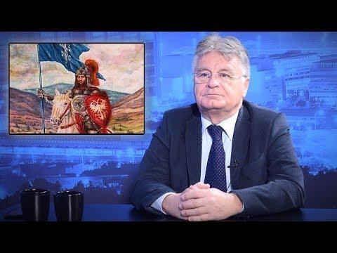 BALKAN INFO: Dejan Lučić - Ceo svet mrzi Srbe, samo zato što smo aristokratija bele rase!