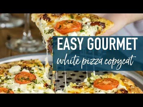 Mellow Mushroom White Pizza Copycat